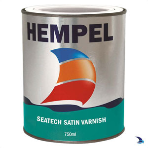 Hempel - Seatech Satin Varnish (750ml)
